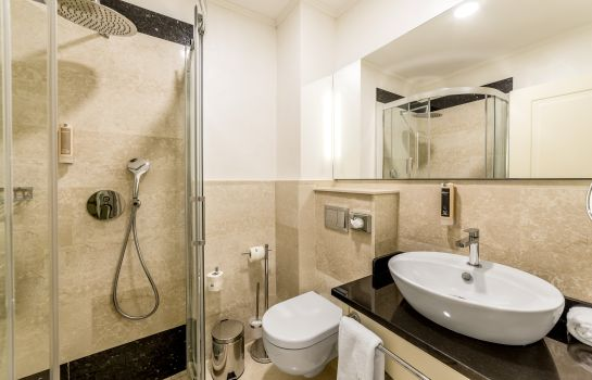 Bagno in camera Old Town Boutique Hotel