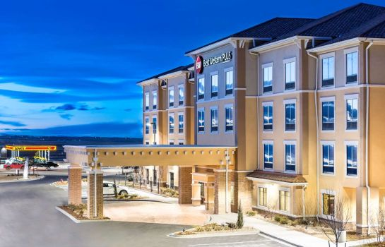 Exterior view Best Western Plus Hudson Hotel & Suites Best Western Plus Hudson Hotel & Suites
