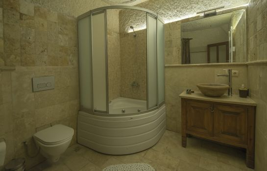 Bagno in camera Castle Cave House