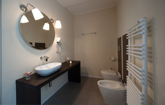 Bagno in camera B&B Thea Monza Bed&Luxury
