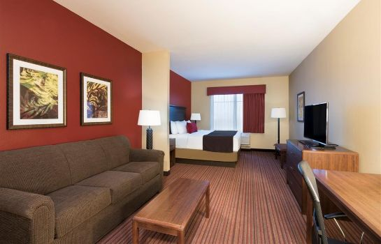 Suite BEST WESTERN PLUS HUDSON HOTEL