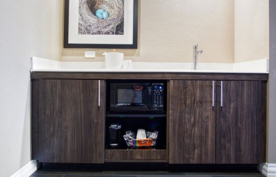 Bar hotelowy Hampton Inn - Suites-Moore OK