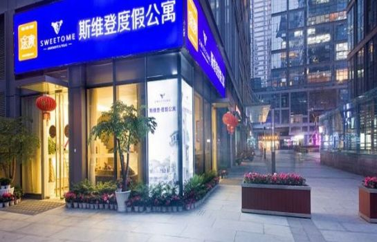 Imagen Tujia Sweetome Vacation Rentals New Exhibition Center Branch