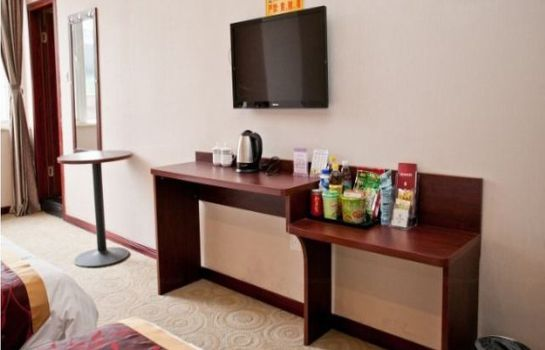 Habitación doble (estándar) Jincheng Lanyu Business Hotel Mainland Chinese Citizens Only