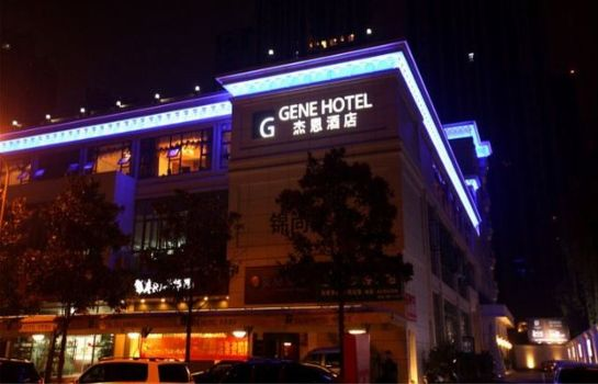 Foto Gene Hotel Mainland Chinese Citizens Only