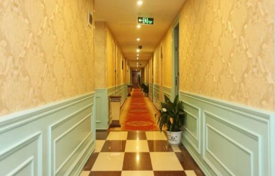 Vista all'interno Xinghaohong Hotel Chain Chongqing Ronghui Branch Mainland Chinese Citizens Only