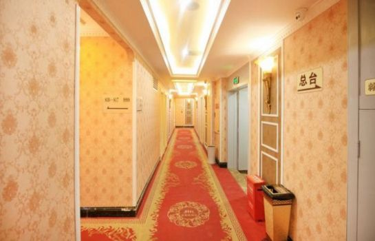 Vista all'interno Xinghaohong Hotel Chain Chongqing Linjiangmen Branch Mainland Chinese Citizens Only