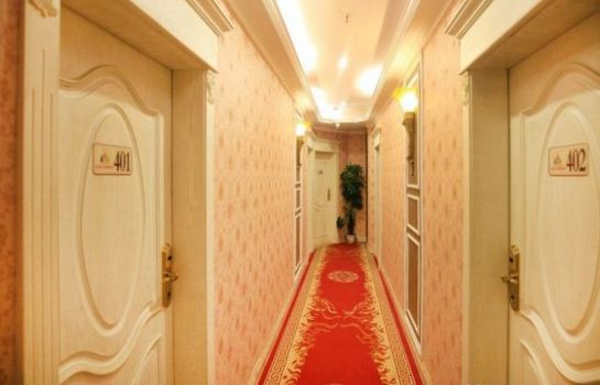 Vista interior Xinghaohong Hotel Chain Chongqing Haoting Boutique Branch Mainland Chinese Citizens Only