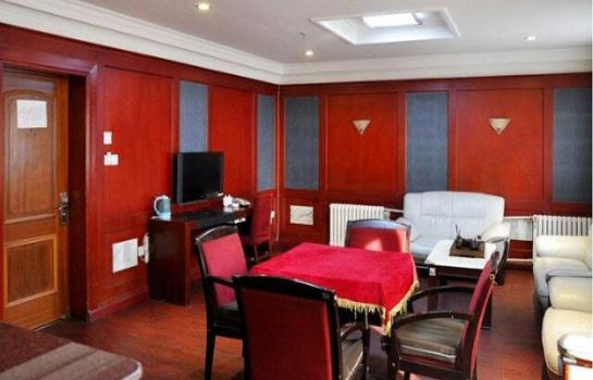 Vista all'interno Shiji Fenghua Hotel Domestic only
