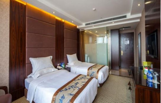 Double room (standard) Hong Rui Grand View International Hotel