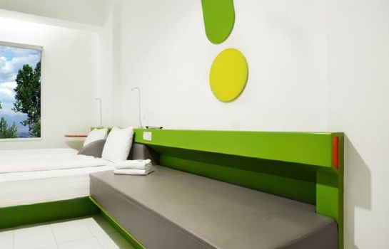 Single room (standard) POP! Legian Dewi Sri Bali