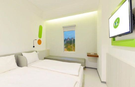 Single room (standard) POP! Hotel Pasar Baru