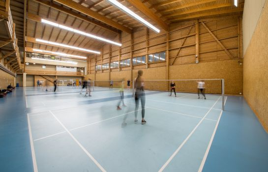 Sports facilities Aparthotel Baden
