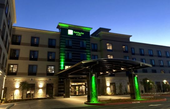Buitenaanzicht Holiday Inn & Suites SILICON VALLEY - MILPITAS