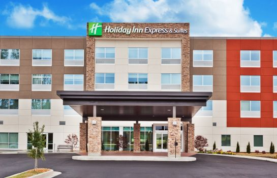 Exterior view Holiday Inn Express & Suites CARTERSVILLE