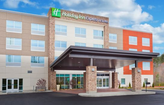 Außenansicht Holiday Inn Express & Suites CARTERSVILLE