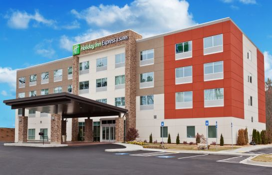 Vista exterior Holiday Inn Express & Suites CARTERSVILLE