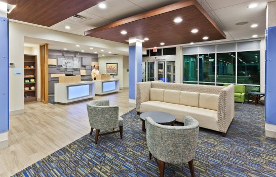 Lobby Holiday Inn Express & Suites CARTERSVILLE