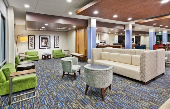 Hotelhalle Holiday Inn Express & Suites CARTERSVILLE