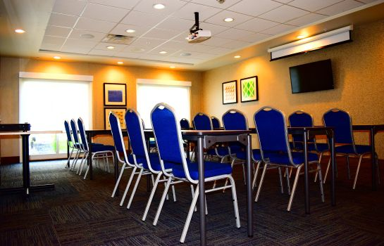 Sala de reuniones Holiday Inn Express & Suites ITHACA