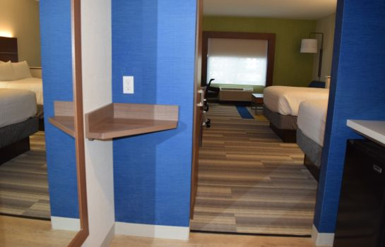 Chambre Holiday Inn Express & Suites ITHACA