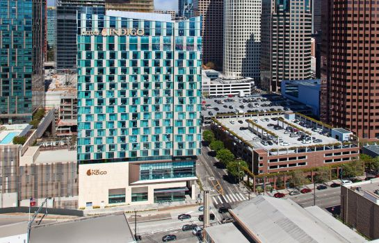 Exterior view Hotel Indigo LOS ANGELES DOWNTOWN