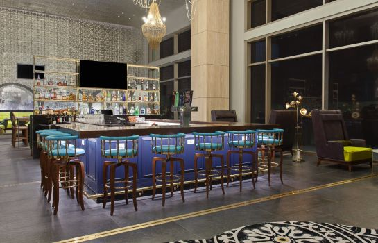 Bar del hotel Hotel Indigo LOS ANGELES DOWNTOWN