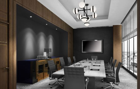 Conference room Hotel Indigo LOS ANGELES DOWNTOWN