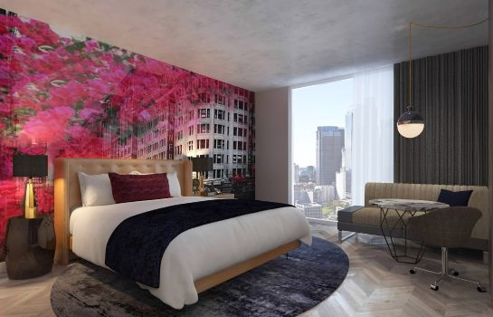 Zimmer Hotel Indigo LOS ANGELES DOWNTOWN
