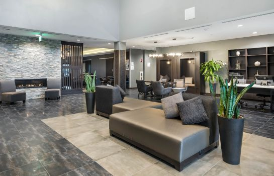Hotelhal Holiday Inn & Suites SILICON VALLEY - MILPITAS