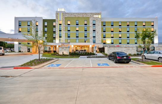 Vista esterna Home2 Suites by Hilton Dallas Addison