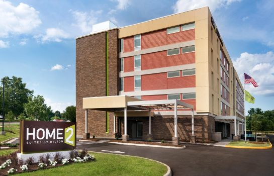 Buitenaanzicht Home2 Suites by Hilton Roanoke