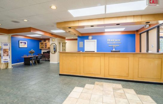 Hotelhalle RODEWAY INN AND SUITES