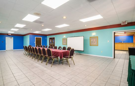 Conference room Rodeway Inn & Suites Greensboro