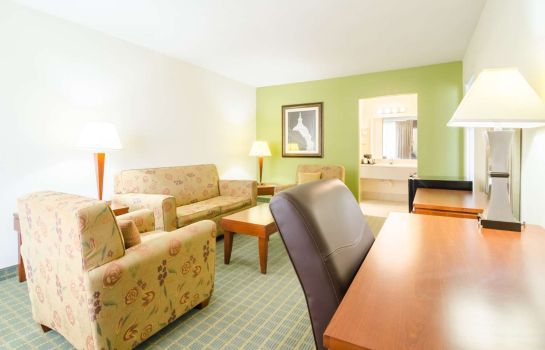 Habitación doble (confort) Rodeway Inn & Suites Greensboro