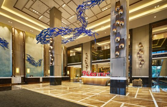 Hotelhalle DoubleTree by Hilton Ningbo Beilun