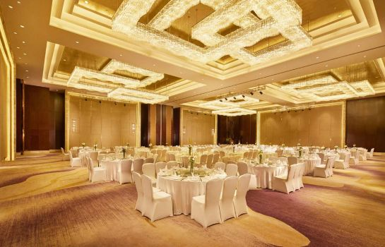 Conference room DoubleTree by Hilton Ningbo Beilun