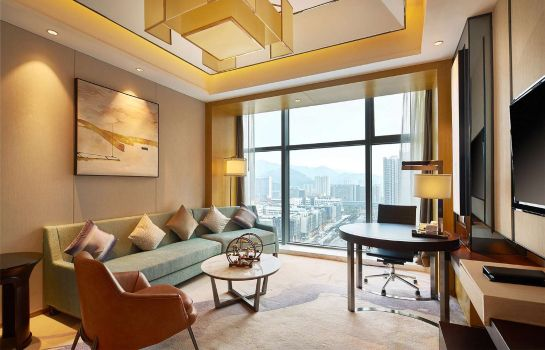 Room DoubleTree by Hilton Ningbo Beilun