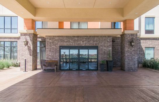 Vista esterna Hampton Inn - Suites Amarillo East