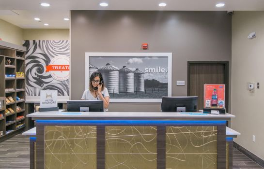 Hol hotelowy Hampton Inn - Suites Amarillo East