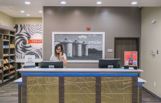 Hall Hampton Inn - Suites Amarillo East