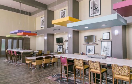 Restauracja Hampton Inn - Suites Amarillo East