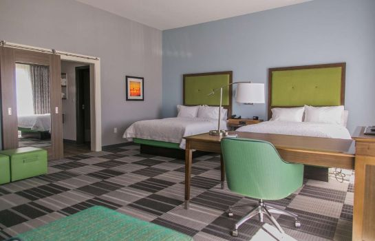 Suite Hampton Ste Amarillo East