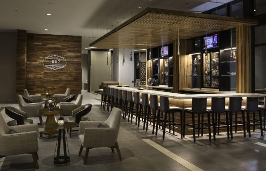 Hotelbar Embassy Suites Amarillo Downtown