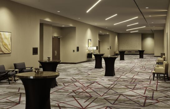 Sala de reuniones Embassy Suites Amarillo Downtown