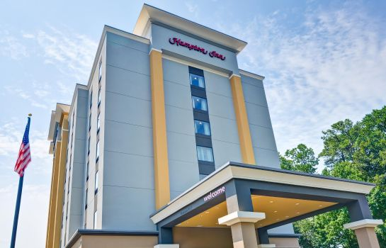 Vista esterna Hampton Inn Atlanta Kennesaw