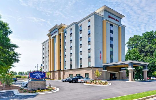 Vista exterior Hampton Inn Atlanta Kennesaw GA