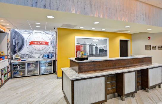 Hotelhal Hampton Inn Atlanta Kennesaw