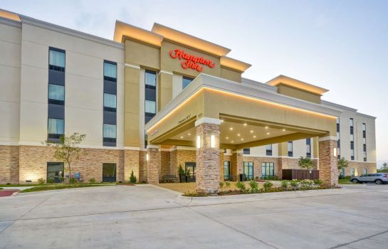 Exterior view Hampton Inn Kyle TX