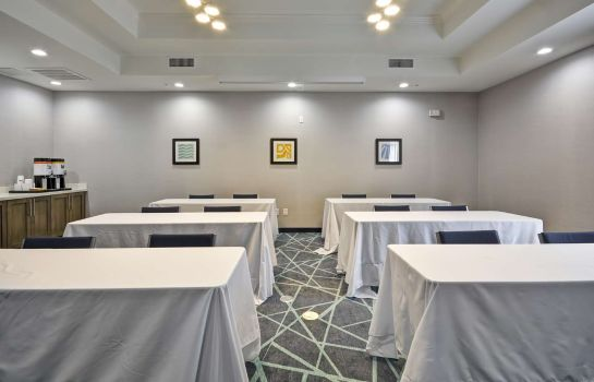 Conference room Hampton Inn Kyle TX
